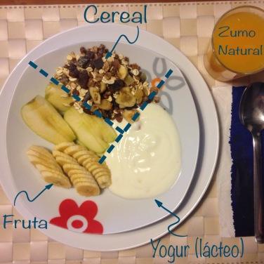 Desayuno Cereal